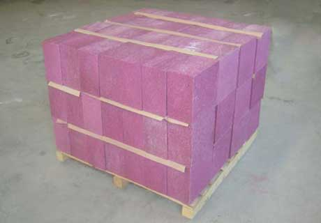 Chrome Corundum Bricks In Rongsheng
