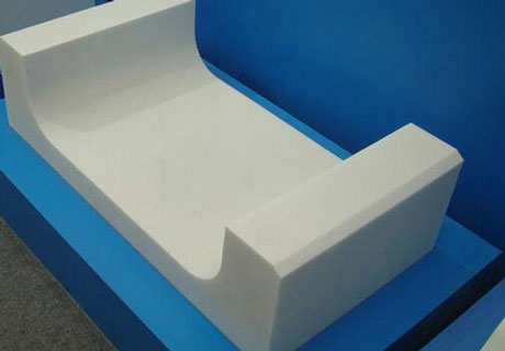 Fused Cast Corundum Brick In Rongsheng