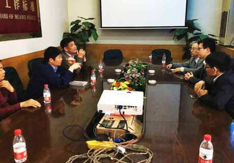 Meeting With Japanese Customers