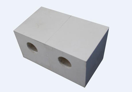 Sintered Corundum Brick In Rongsheng