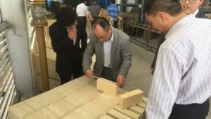 Testing RS Refractory Bricks
