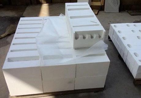 Cheap Alumina Bubble Brick In Rongsheng