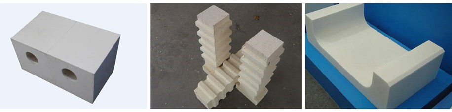 High Quality Corundum Bricks