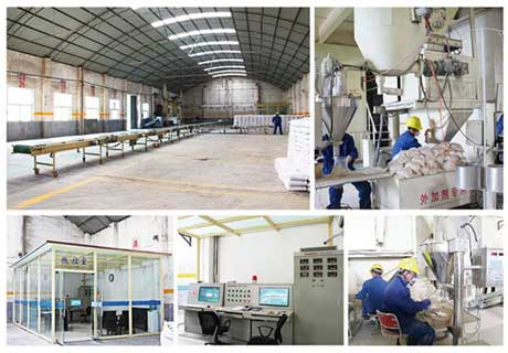 Manufacturing Process In Rongsheng Refractory Factory