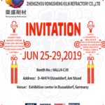 RS is Going to NEWCAST/GIFA/METEC/THERMPROCESS 2019 Exhibition