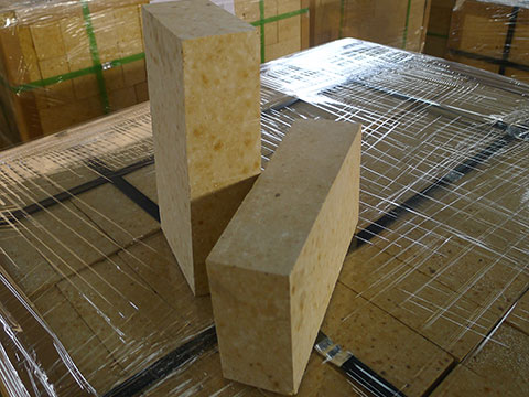 Anti-Spalling High Alumina Bricks