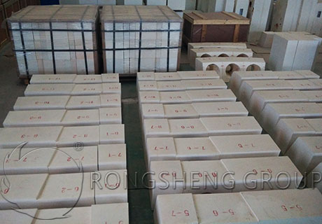 RS Zircon Refractory Bricks Manufacturer