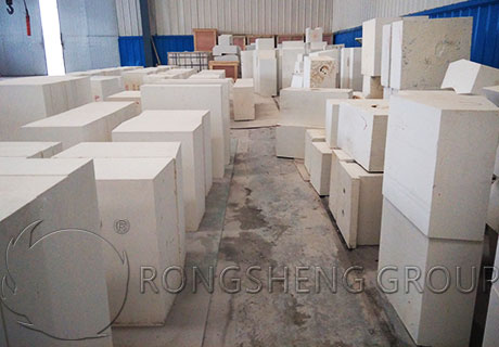 RS High Quality Zircon Bricks
