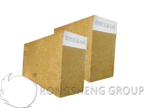 Magnesia Alumina Spinel Bricks
