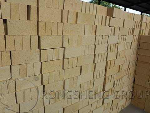 Grade-I High Alumina Refractory Bricks