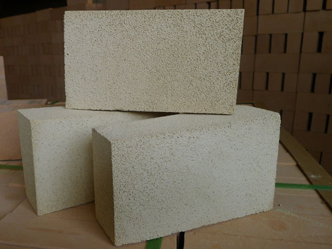 Rongsheng High Alumina Insulating Fire Brick