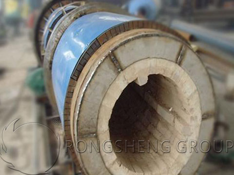 Cement Rotary Kiln Bricks Lining Layer