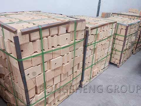 Refractory Anchor Bricks Package