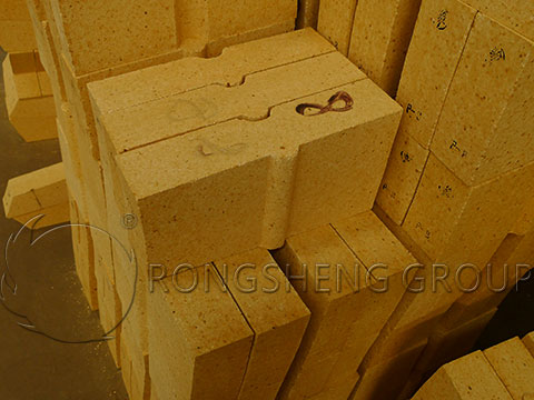 Rongsheng Low Creep High Alumina Bricks Manufacturer