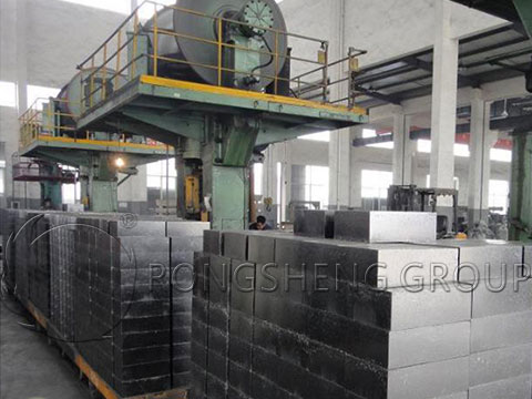Rongsheng Magnesia Carbon Bricks Manufacturer