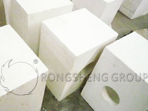 Rongsheng Zirconia Hollow Ball Brick for Sale