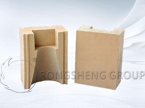 Rongsheng Zirconia Mullite Cast Brick