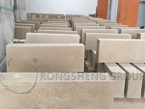 Fluidized Bed Furnace Refractory Bricks