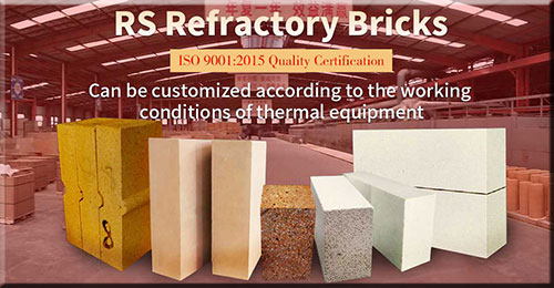 RS Refractory Bricks for Sale Manufacturer