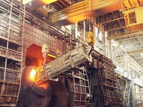 Refractory Bricks Materials for Steelmaking