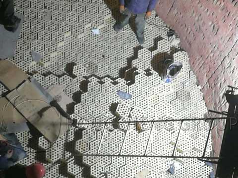 Checker Bricks Refractory Lining in Kiln Lining