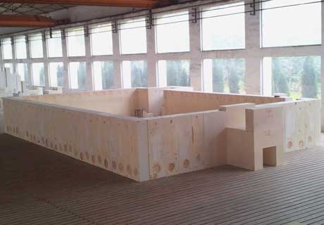 Fused Cast AZS Bricks for Glass Kiln