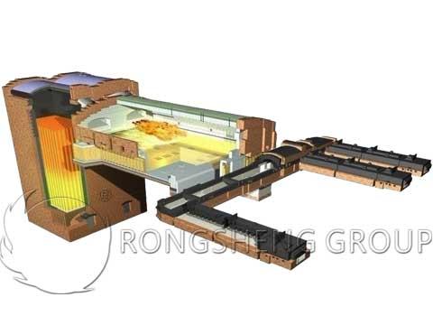 Glass Kiln Refractory Bricks Profile
