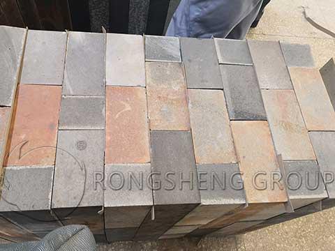 Customized Corundum Silicon Carbide Bricks from Rongsheng